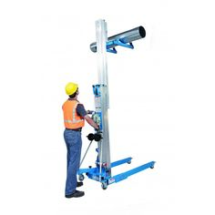 Genie Lift Hire inc SLA10, SLA15, SLA25. Lifting Product for hire in Chesterfield, Doncaster, Dronfield, Rotherham, Sheffield, Wath upon Dearne, Worksop. Tel: 0114 2750431