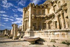 Dave Bartruff - Ruins of a Byzantine church, a former temple of Dionysus Dionysus, Byzantine, Temple, Poster, Architecture, Arquitetura, Temples, Architecture Design, Billboard