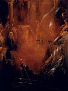 Anne Bachelier The Phantom of the Opera: The Lake