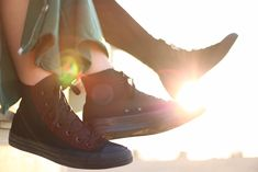 7a31c1b5ed6f24 Endless summers in the Chuck Taylor All Star.  ForeverChuck  ConverseStyle  Converse Chuck Taylor