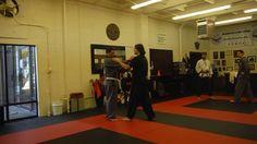 Dennis Mace.  Pushing and body sticking drill.  Northwest Masters of the Martial Arts #3 @ SAMMA 25 Jan 2014.  #chunkuo #kungfu #martialarts #SAMMA #Seattle #mma #bjj #grappling #kajukenbo #bagua #training #crosstraining #selfdefense #techniques