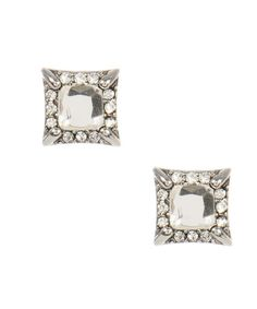 square stud earrings - cute & reasonably priced