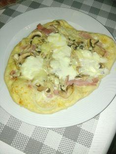 Pizza Bianca, ein tolles Rezept aus der Kategorie Schwein. Bewertungen: 3. Durchschnitt: Ø 3,4.