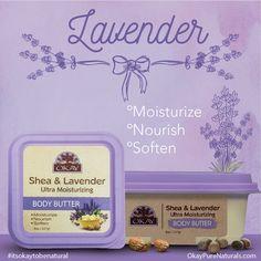 Lavender Butter