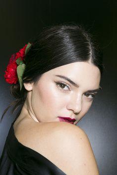 Kendall Jenner @dolcegabbana S/S15