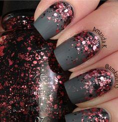 matte sparkles