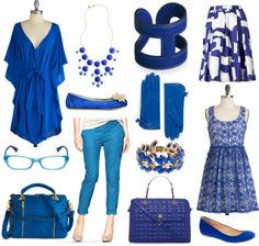Fall Trends - Blue