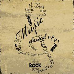 Music Note Lámina