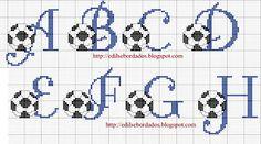 Ângela Bordados: alfabeto                                                                                                                                                                                 Mais
