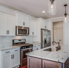 #TBT to a gorgeous gourmet kitchen in our #EastNashville home that closed this year!