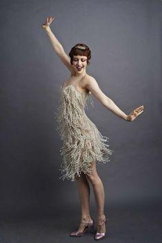 Vuelve a la moda el estilo años 20: fotos de los looks - Flapper dress