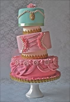 pretty cake by renee dabah