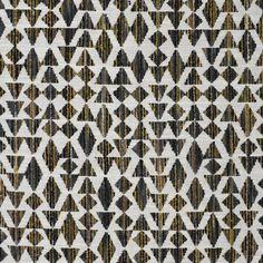 Contemporary Fabric, Contemporary Home Decor, Contemporary Design, Modern Design, Greenhouse Fabrics, Geometric Fabric, Black Fabric, Animal Print Rug, Brown And Grey