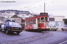 Rua Vitor Cordon Maio 1988