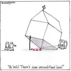 Unconditional Love Brings Death