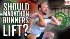 Should marathon runners lift weights? In this part 1 we explore the common arguments against lifting weights: Hiit, Cardio, Good Running Form, Strength Training For Runners, Runner Tips, Before Running, Lift Weights, Bulk Up, Daily Video
