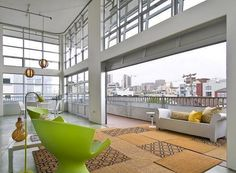 This spacious loft in the SOMA is looking for a special buyer!