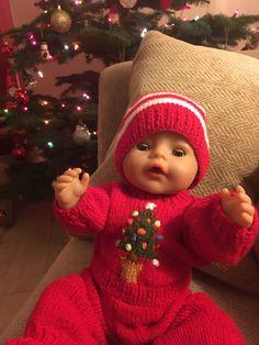 Isla - All ready for Christmas!