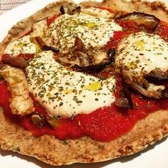 Pizza Fit – Pancake Fit a Colazion e Healthy Pizza, Healthy Eating, Ma Pizza, Oatmeal Diet, Pizza House, Dukan Diet, Low Carb Keto, Cooking Time, Summer Recipes