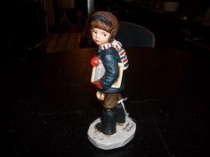 Norman Rockwell Figurine Back To School