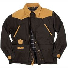 Schnee's Beartooth Drifter.  Water- resistant, windproof,  breathable and washable.  $350