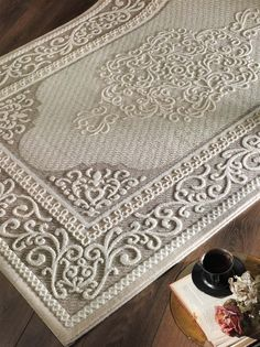 New Carpet, Rugs On Carpet, Floral Rugs, Carpet Design, Drapery, Area Rugs, Embroidery, Interior Design, Wallpaper