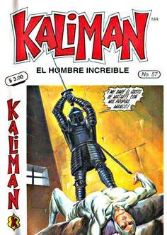 ¡¡Muere KALIMÁN!!... ¡Así!