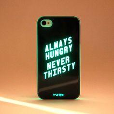 Glow iPhone Case.