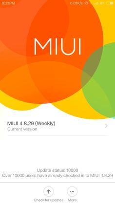 MIUI 6 Beta