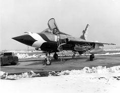 "Republic F-105B ""Thunderchief"" of the ""Thunderbirds"". | Flickr - Photo Sharing!"