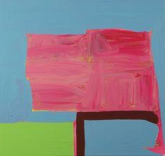 Paul Behnke, Vandevoort Place 2012, Acrylic on canvas