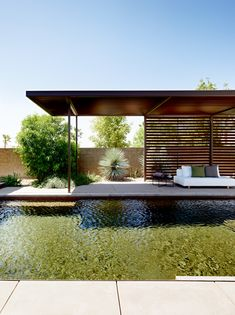 Las Vegas Residence | Marmol Radziner; Photo: Joe Fletcher | Archinect
