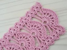 Crochet Stitches Patterns, Stitch Patterns, Crochet Lace Edging, Crochet Accessories, Crochet Necklace, Projects To Try, Knitting, Create, Bottle Crafts