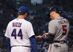 Chicago Cubs (@Cubs) | Twitter Cubs Win, Cubs Baseball, Wrigley Field, Sports Images, Atlanta Braves, World Series, Chicago Cubs, Champs, Athletes