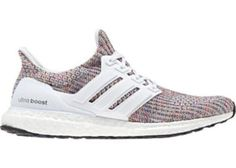 1a9043747c4d3 Buy and sell authentic adidas Ultra Boost White Multi-Color shoes and  thousands of other adidas sneakers with price data and release dates.