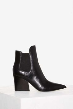 Kendall + Kylie Finley Leather Boot