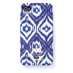 Love this Heritage Ikat iPhone(r) 4/4S Case for $35 on C. Wonder