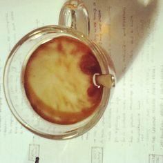 Tea with English.
