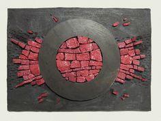 John Touliatos - Cyclop, iron, marble