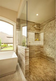 'Yes!' to ALL of the tile work, palate, combinations and design pattern! Defo MY style!  HomePortfolio