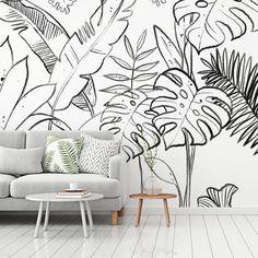 Wall Art Designs, Paint Designs, Wall Design, Wall Painting Decor, Mural Wall Art, Room Decor, Wall Decor, Wall Drawing, Home Wallpaper