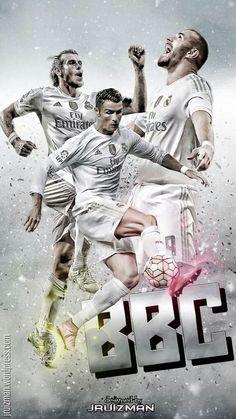 BBC Benzema Bale Cristiano Ronaldo Real Madrid