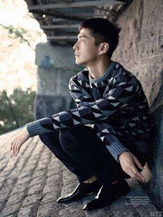 Daisuke Ueda para DAMAN Magazine Fall/Winter 2015