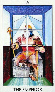 The Emperor - Tarot of the Spirit