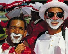 Kaapse Klopse (or simply Klopse) is a minstrel festival that takes place annually on the 2nd of January and it is also. referred to as Tweede Nuwe jaar.