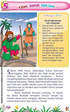 Buku Pintar 52 Kisah Teladan Terbaik Nabi Muhammad KATA BACA
