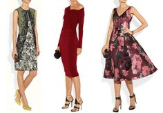 Dresses For Wedding Guests Fall Dress for a Fall Wedding