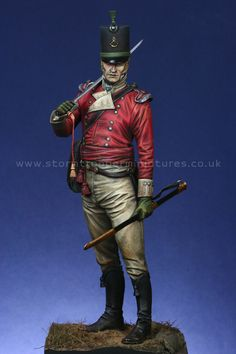 WIP - Stormtroopers Light Infantry Officer | planetFigure | Miniatures