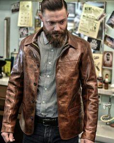 Himel brothers Canuck railroad brakeman jacket