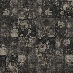 Moquette a quadrotte con motivi floreali ABERDEEN Collezione Freestile By OBJECT CARPET GmbH